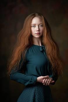 Arina by Alexander Vinogradov