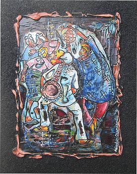Ariya II by Okemakinde John abiodun