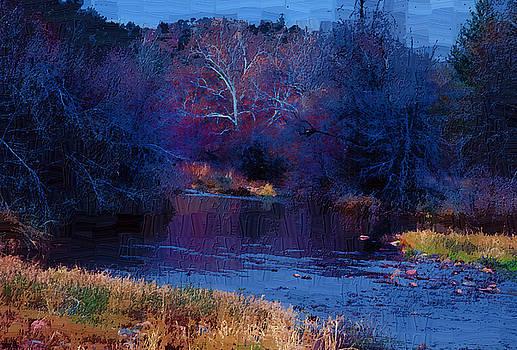 Arizona Creek by Jackie Sampers-Kilby