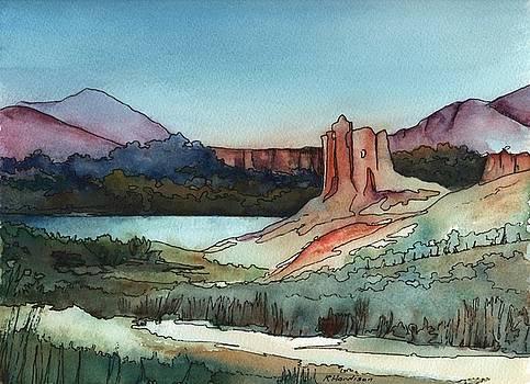Arizona Hills by Robynne Hardison