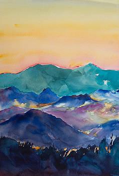 Arizona Sunset by Adam VanHouten