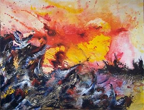 Arjuna 2 by Moray Watson