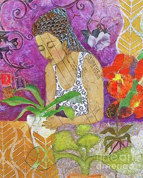 Arkanasas Flower Vendor by Elizabeth Bogard