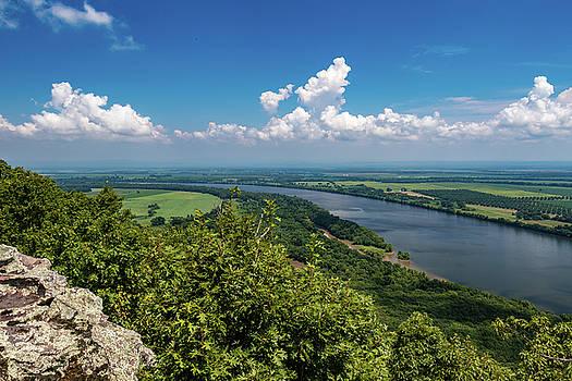 Arkansas River by Allin Sorenson