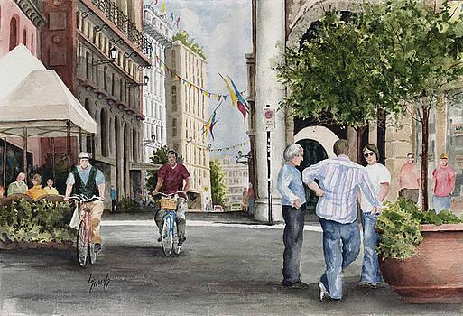 Sam Sidders - Arles Street