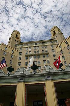 Nina Fosdick - Arlington Hotel detail