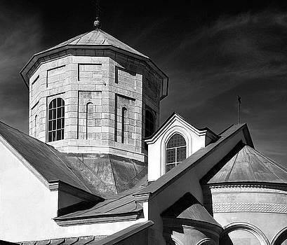 Armenian church. Lviv, 2011. by Andriy Maykovskyi