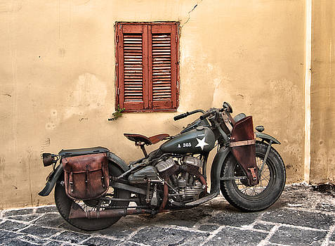 Army Bike by Thomas Kessler