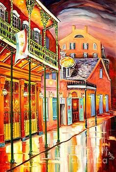 Arnaud's New Orleans Bistro by Diane Millsap