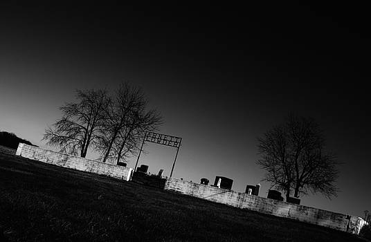 Arnett Lowder Cemetery by Off The Beaten Path Photography - Andrew Alexander
