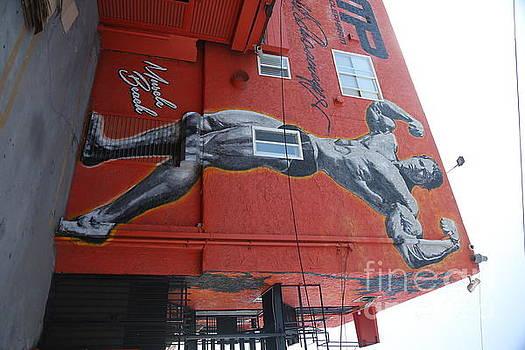 Chuck Kuhn - Arnold Muscle man