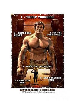 Arnold Rules by Gerardo Moreno
