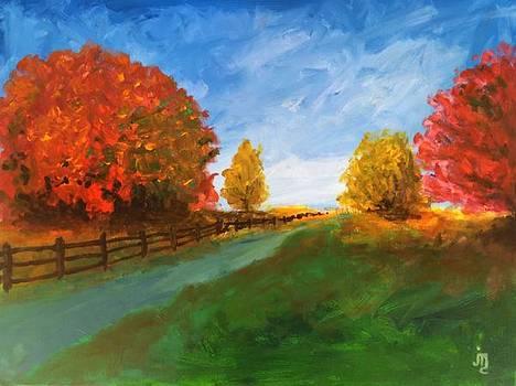 Around The Bend  by J Travis Duncan