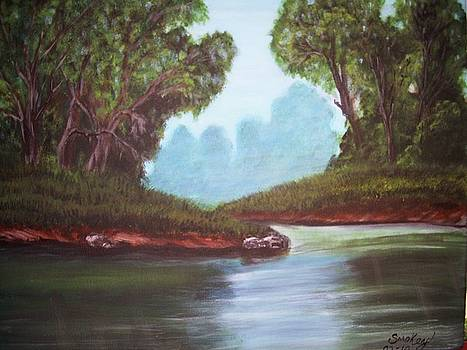 Around the Bend by Vickie Wooten