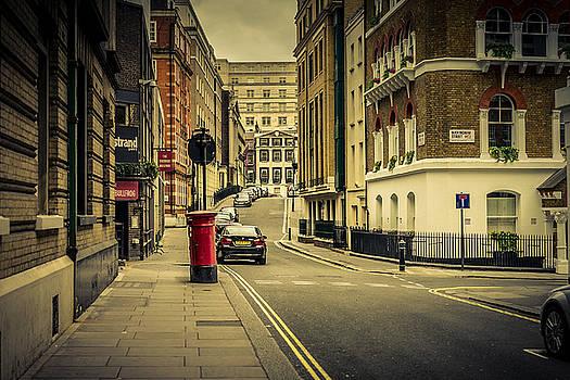 Around the Corner by Nicky Jameson