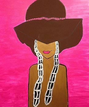 Around the way Girl  by Samimah Houston