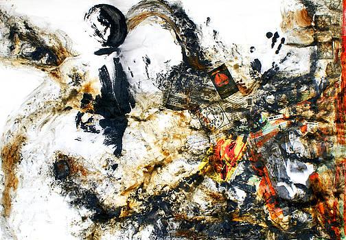 Arrecho I by Yolanda Vela