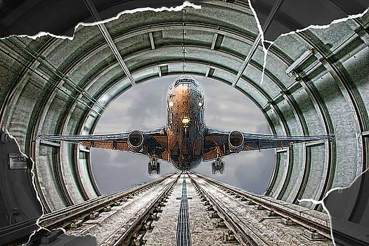 Arrival by Angel Jesus De la Fuente