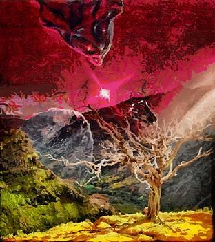 Arrival of Armageddon by Mario Carini