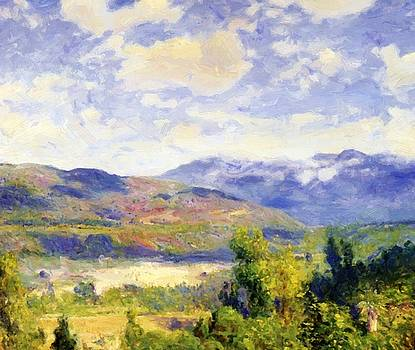 Arroyo Seco by Guy Rose