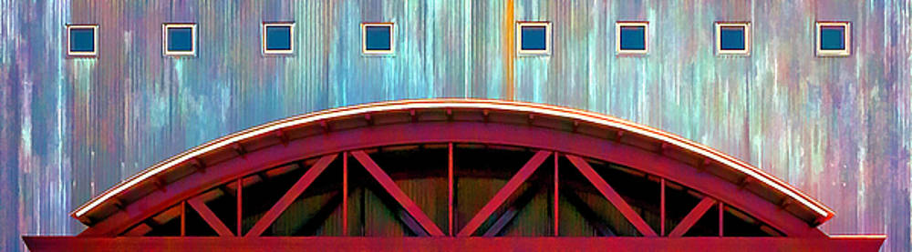 Art architectural by Roger McBee