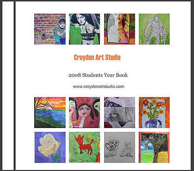 Art Book 2008 by Croydon Art studio