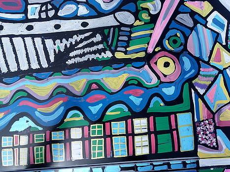 Art Car - Bradley's Roofline 01 by Mudiama Kammoh