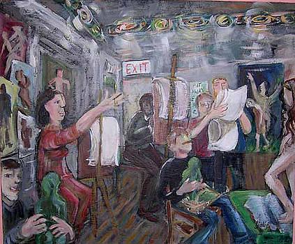 Art Class by Barbara Yalof