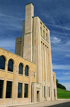 Reimar Gaertner - Art deco architecture of the RC Harris water treatment plant in
