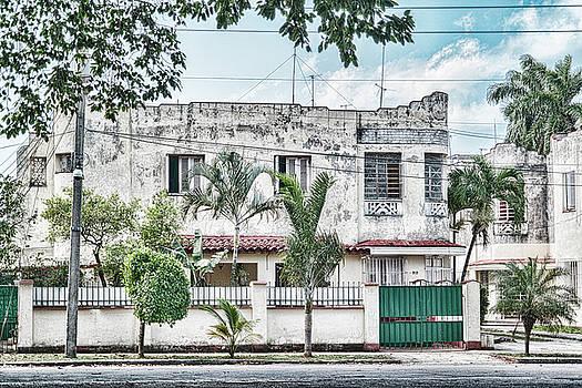 Sharon Popek - Art Deco Cuba