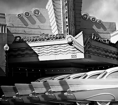 Larry Butterworth - ART DECO MOVIE THEATRE AND CHEVROLET BELAIR