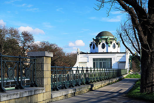 Christian Slanec - Art Deco Pavillon