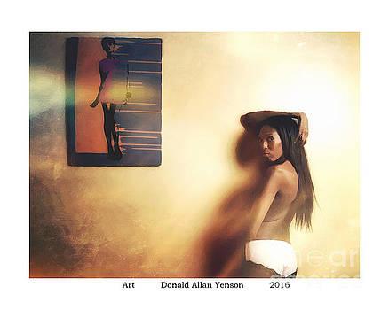 Art by Donald Yenson