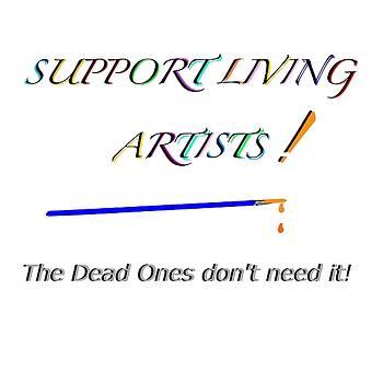 Larry Lamb - Art for artists