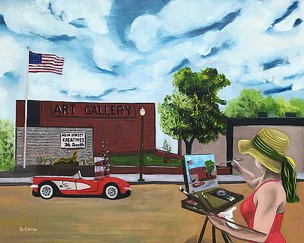 Art Gal 2 by Dean Glorso