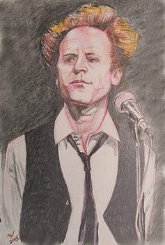 Art Garfunkel by Martin Williams