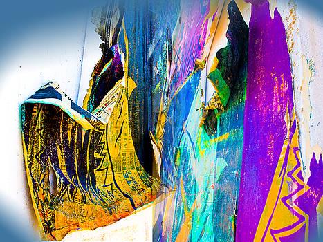 Art in Shred by Nabila Khanam
