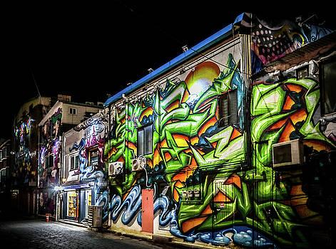 Art In Street by Hyuntae Kim