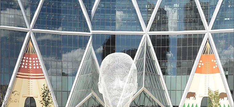Art in the City of Calgary by Nicki Bennett