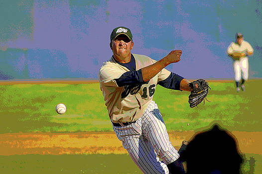 Art Is Baseball by Allan Erickson