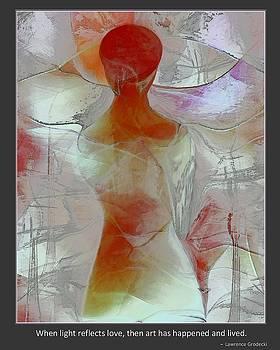 Art Lives by Lawrence Grodecki