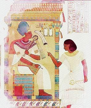 Sarah Kirk - Art of Ancient Egypt