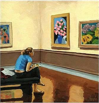 Art Studies by Linda Apple
