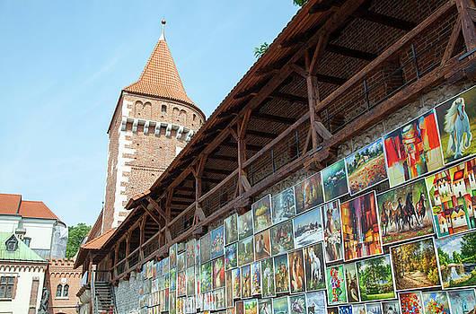 Ramunas Bruzas - Art Wall