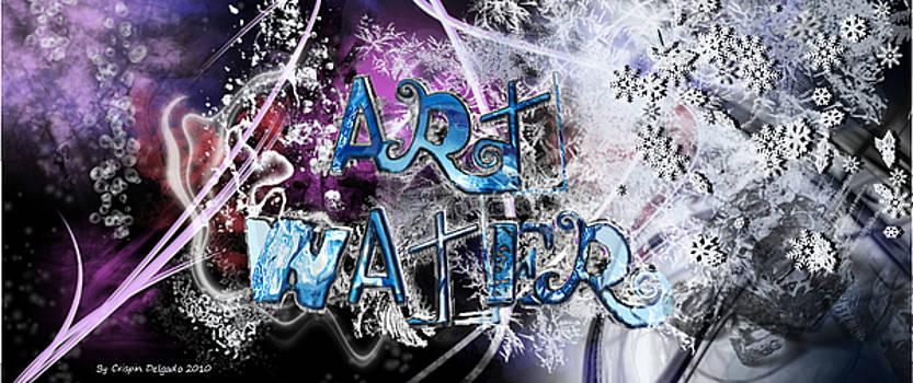 Art Water Entry 3 by Crispin  Delgado