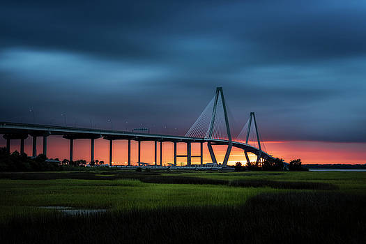 Scott Masterton - Arthur Ravenel Jr Bridge, Charleston, South Carolina.