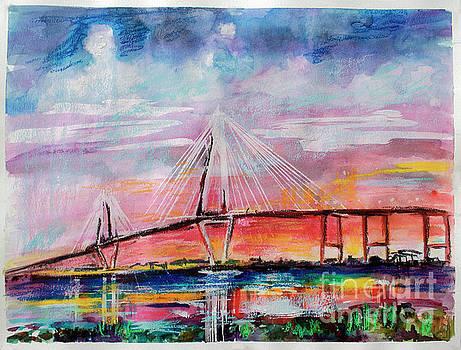 Ginette Callaway - Arthur Ravenel Jr Bridge Charleston