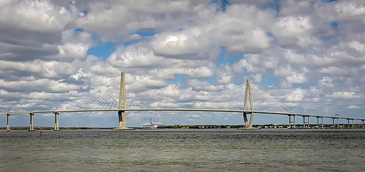 Arthur Ravenel Jr. Bridge I by Robert Mitchell