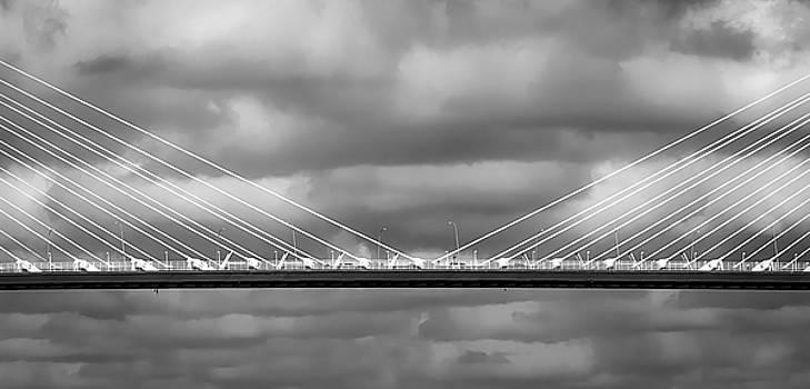Arthur Ravenel Jr. Bridge III by Robert Mitchell