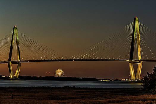 Arthur Ravenel Jr. Bridge by Thomas Pettengill